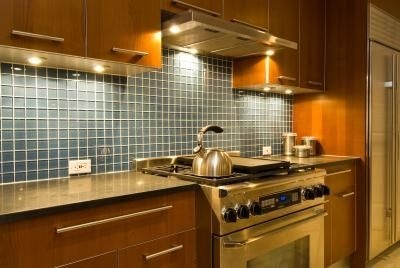 how to cover a plastic laminate backsplash