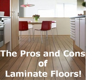 the pros and cons of laminate floors cape cod house pinterest
