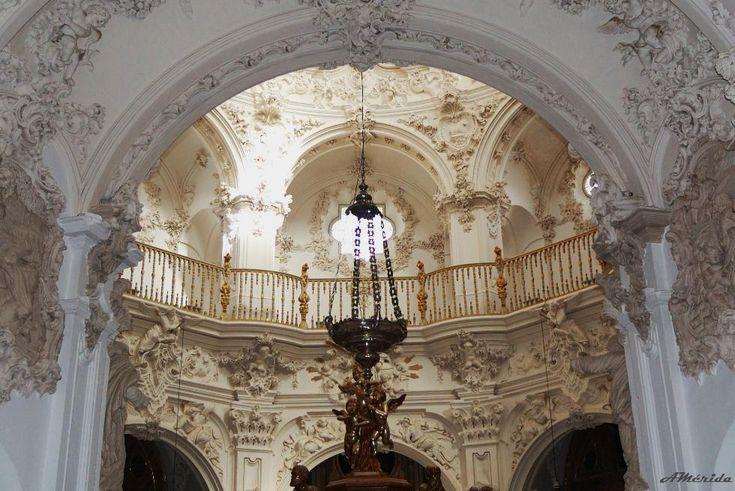 Sagrario, Iglesia de la Asunción, Priego de Córdoba (Spain)