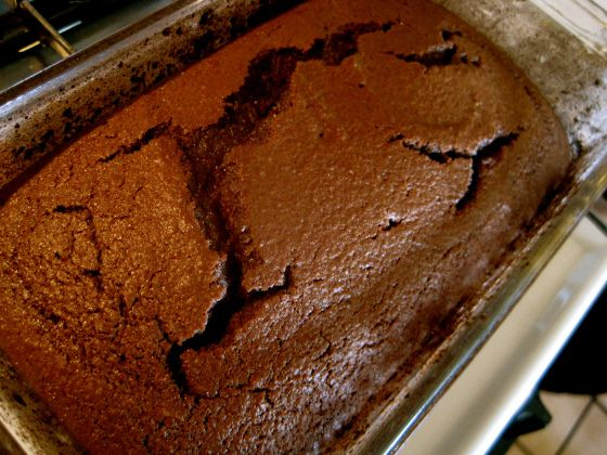 Chocolate Chickpea Cake (Courtesy of Serious Eats)