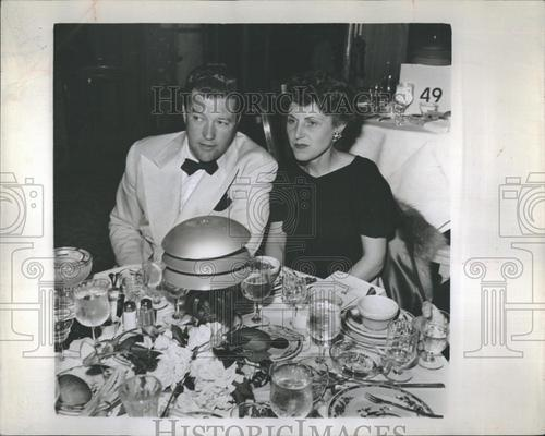 Dennis Morgan And His Wife Famous Married Couples