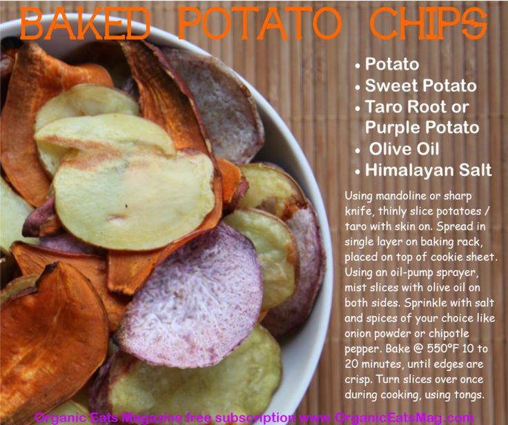 Chips, chips, chips | Recipe