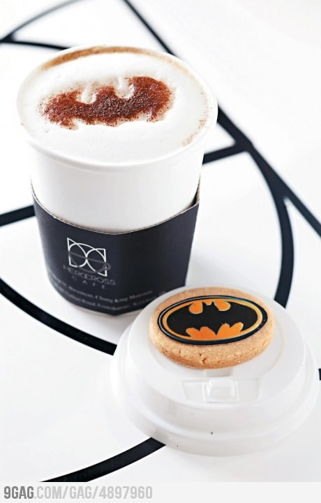Batpuccino