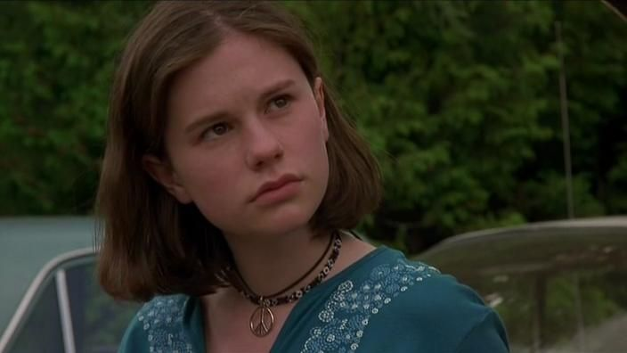 Young Anna Paquin in A Walk on the Moon | Best child ... Anna Paquin Imdb