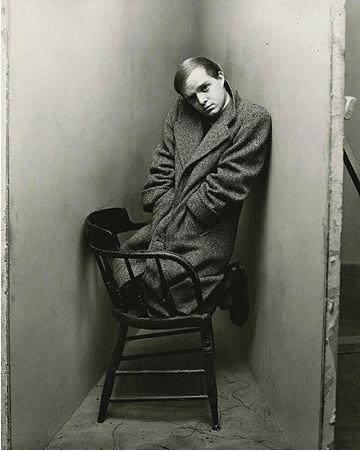 Truman by Irving Penn, 1948
