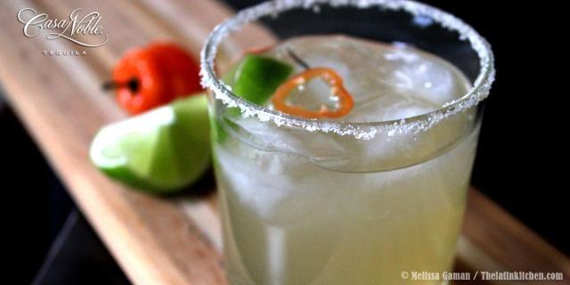 Orange-Habanero Margarita. Special Thanks to Melissa Gaman from ...