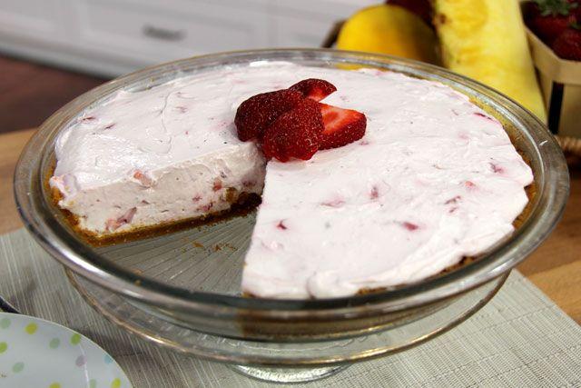 No Bake Greek Yogurt Cheesecake | Cooking, baking, beverages, nutriti ...