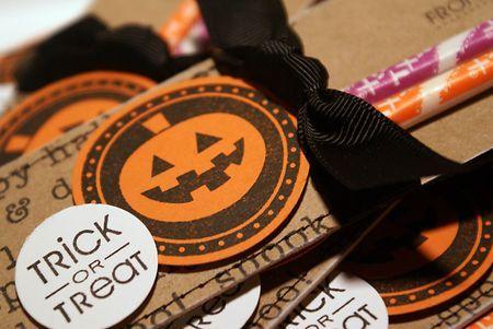 Pixy Pumpkin Pockets