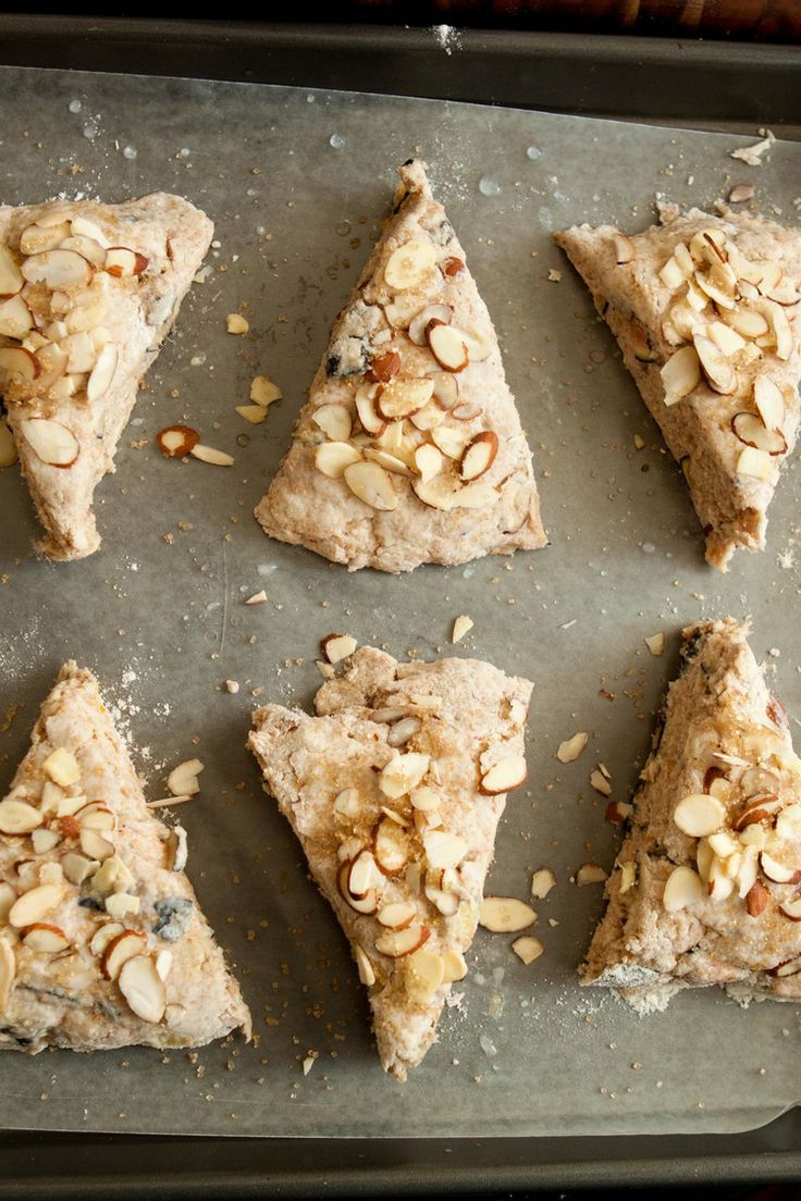 fig orange almond scones | Breads, Muffins, Scones | Pinterest