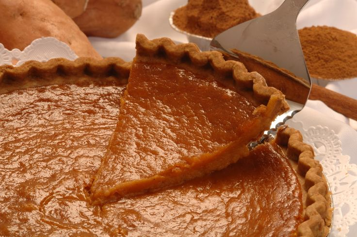 ... | The Thrillbilly Gourmet: Sweet Potato Pie - Southern Classic
