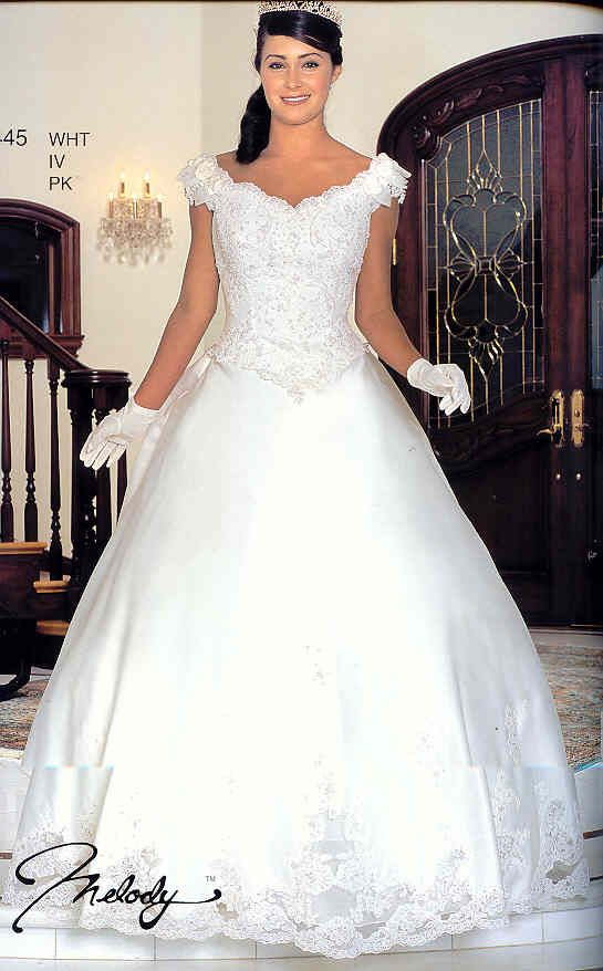 Melody Wedding Dress Cake Ideas and Designs