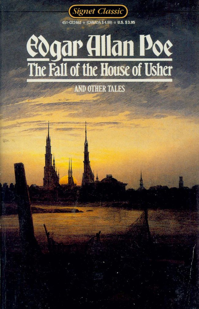 the fall of the house of usher analysis essay