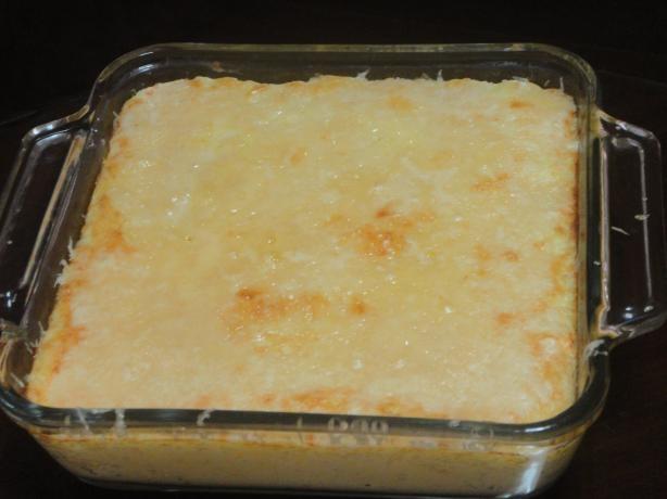 Mashed Potato Gratin | Recipe