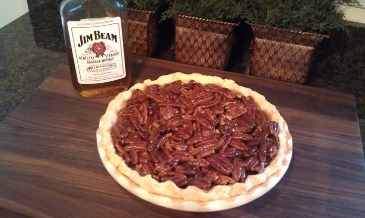 Oklahoma Honey Crunch Pecan Pie! This is THE BEST pecan pie. It has a ...