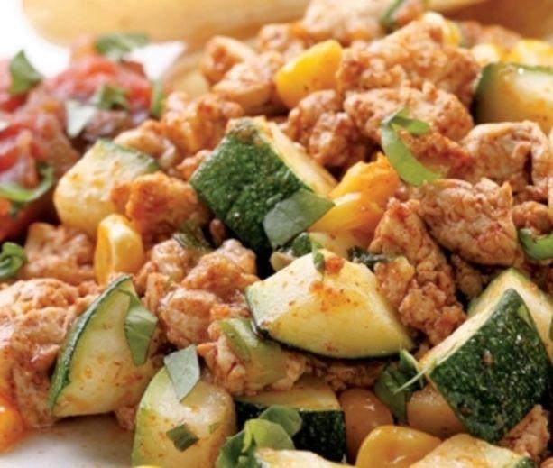 Southwestern Tofu Scramble | Diabetic | Pinterest