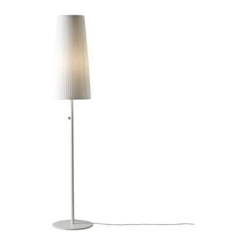 Ikea Detolf Glass Cabinet Locks ~ IKEA 365+ LUNTA Floor lamp IKEA Diffused light, 65 H x 12 Dia, whit
