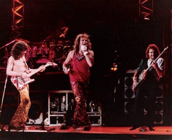 Van Halen - Jump (live 1984) Germany