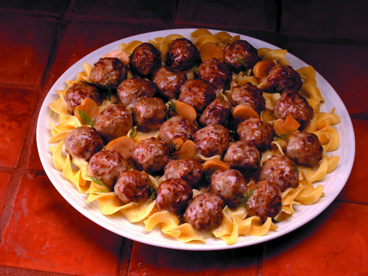 Quick Meatball Stroganoff This modernized version of the classic ...