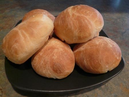 Homemade sandwich rolls   Bakin' bakin' bakin   Pinterest