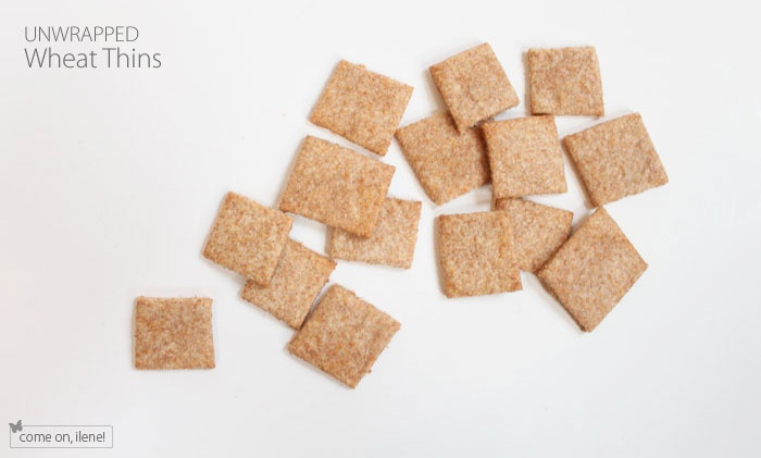 homemade wheat thins | FOODIE - Want to try | Pinterest