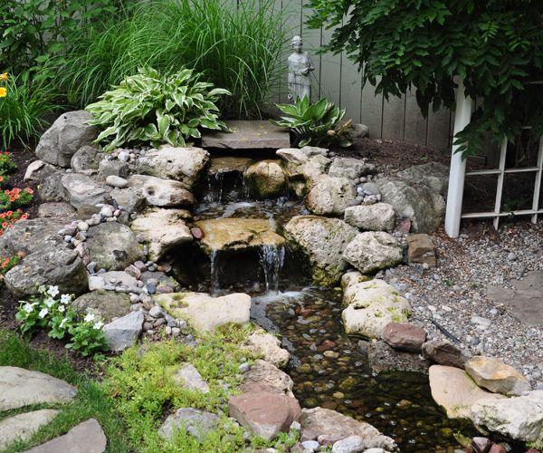 Pondless waterfalls designs 1 2 garden and yard for Design of pondless waterfalls