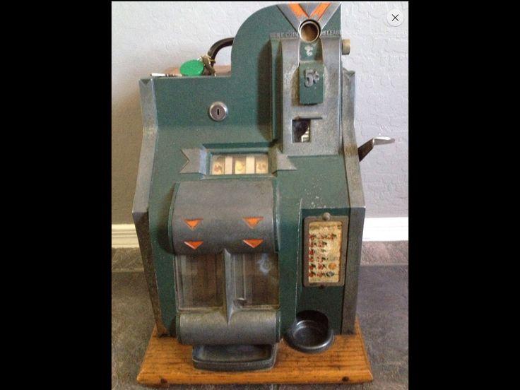 mills 5 cent slot machines