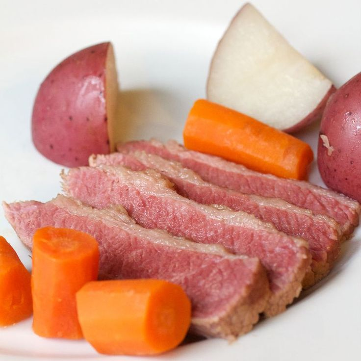 Home-Cured Corned Beef via Burnt Lumpia | Pinoy Food | Pinterest