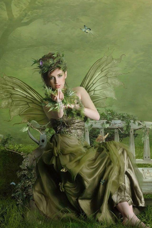 Earth FairyEarth Fairy Costume