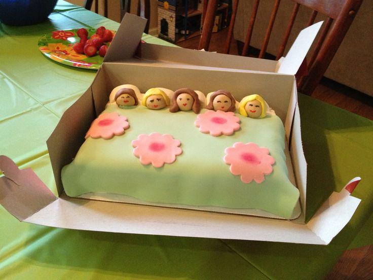 Slumber Party Cake Images : Slumber party cake Alexandria Pinterest