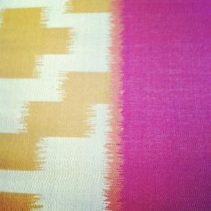 taken by krista nye schwartz of cloth & kind #instagram #fabric #silk