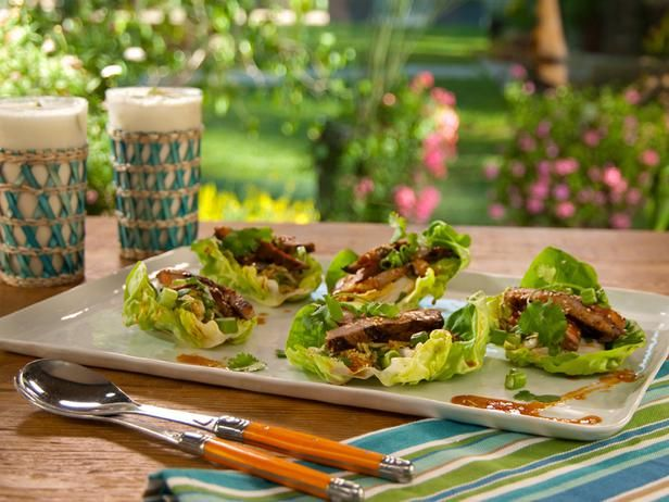 Seven Spice Pork Lettuce Wraps Recipes — Dishmaps
