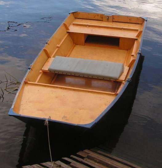 Как сделать простейшую лодку своими руками 448