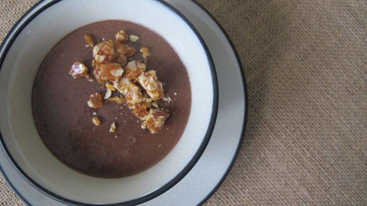 Nutella Pot de Creme with Hazelnut Granella | Squash Blossom Kitchens