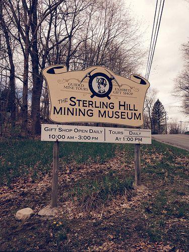 Mining museum in nj