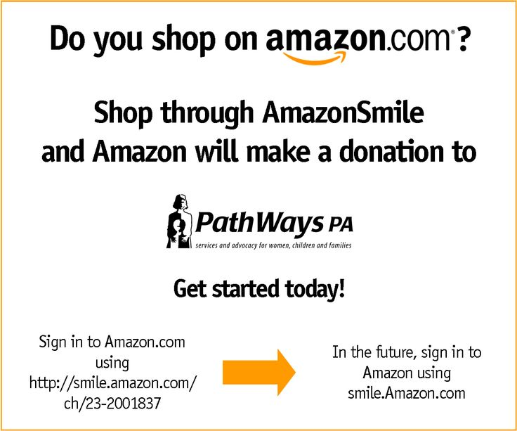 Shop Amazon Smile!