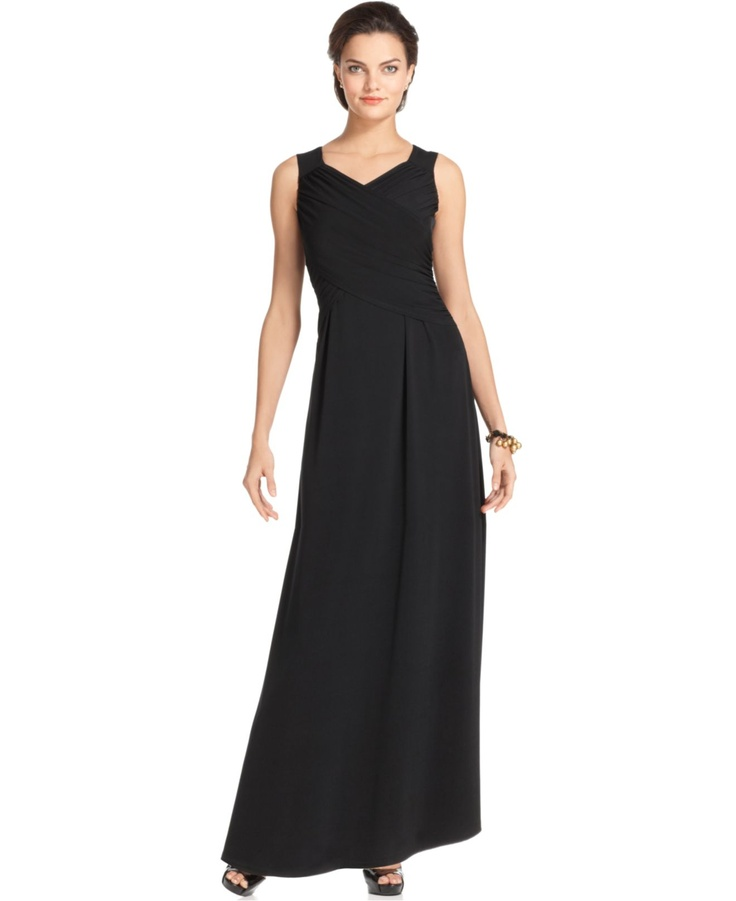 Maxi Dresses: Macy\'s Petite Maxi Dress