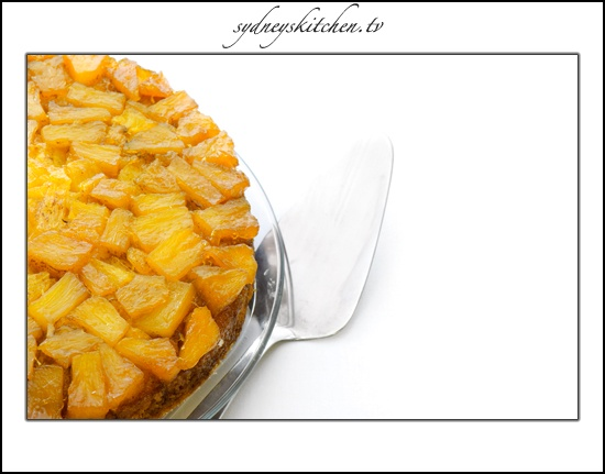 Caramelized Pineapple Upside-Down Cake | Delicious food & drinks ...