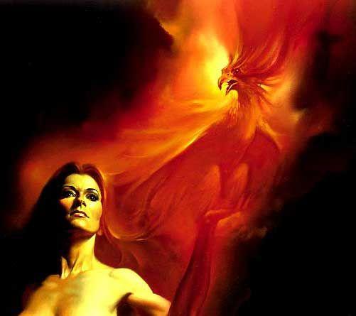 Phoenix bird mythology