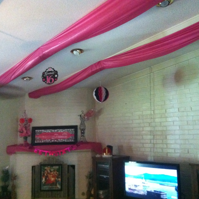 Ceiling beams ideas