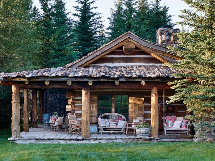 log cabin pretty cool pinterest