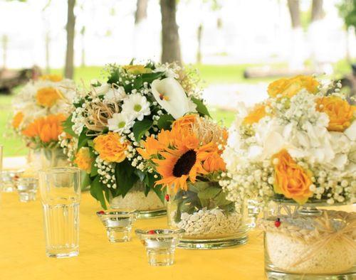 Fresh Flower Centerpieces For Weddings Wedding Fresh Flower Weddings Centerpieces Pinterest