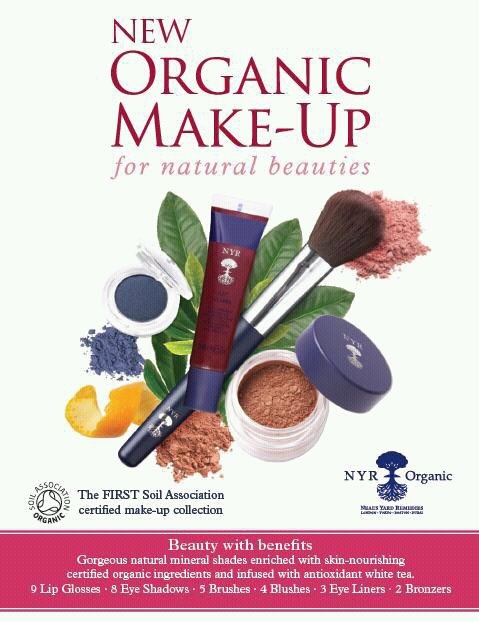 Journey Into Wellness: Organic Makeup Line Expands at NYR