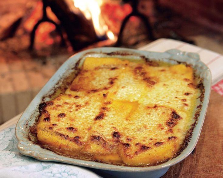 Polenta Pasticciata from Food Republic (baked polenta with mascarpone ...