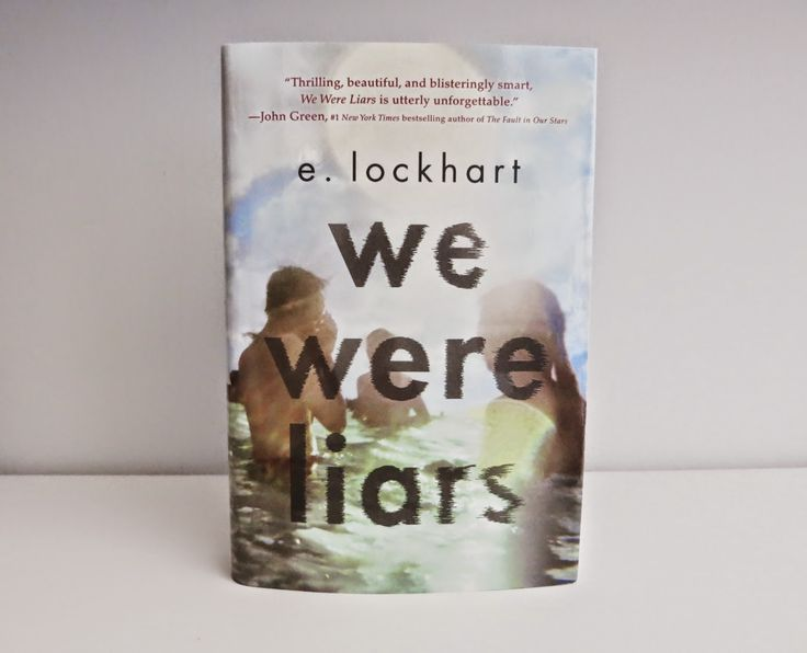 We were liars by e lockhart book review reads by amanda