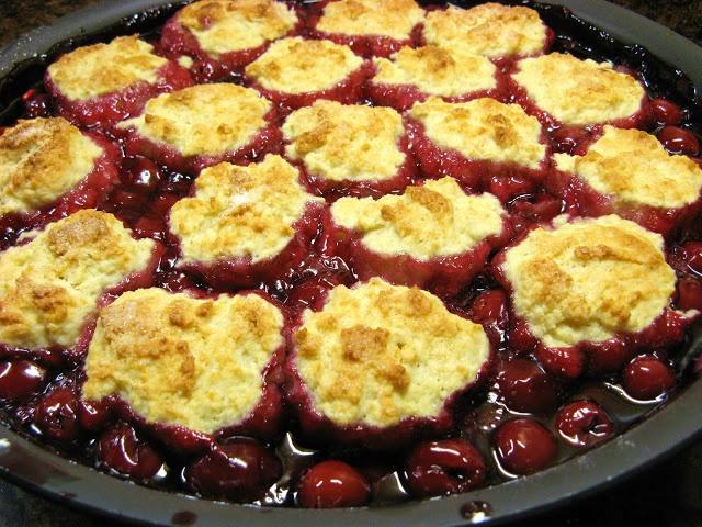 Cherry Cobbler   Sweet Lovin' from the Oven!!   Pinterest