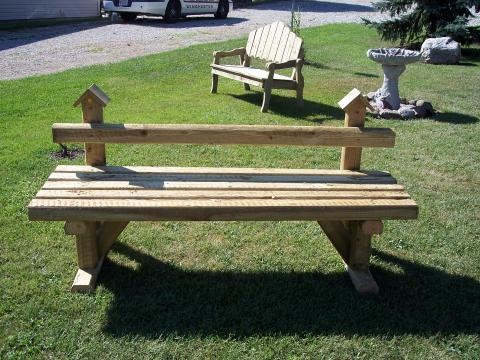 landscape timber bench 28 images 4 foot bench double