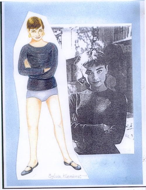 Writen Project of Audrey Hepburn Essay