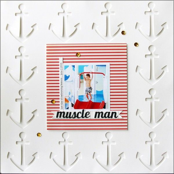 Muscle man by janguy