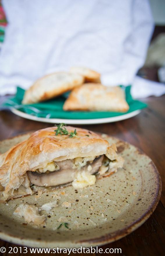 mushroom wellington | yum | Pinterest