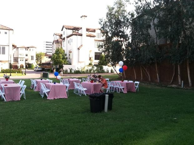 Hostess with the Mostess® - 4th of July Party